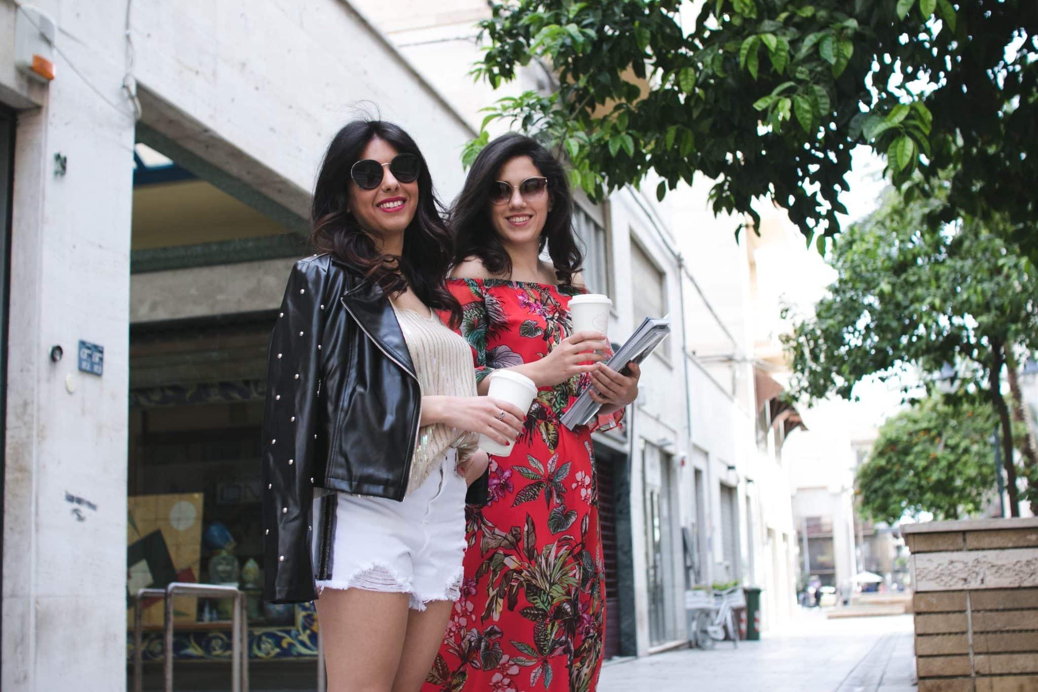 Laura Martino e Roberta Lo Cascio